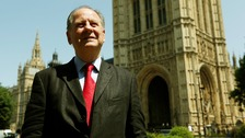 Sir Ian Kennedy, bright and feisty, is defiant that MPs' pay should go up.