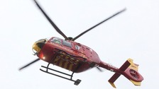 Midlands Air Ambulance grounded after 'fault' in model