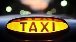West Midlands Police says to only use black cabs or taxis which have been booked