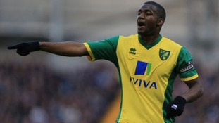 Sebastien Bassong has committed his future to Norwich City.