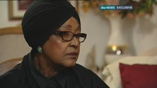 Exclusive: Winnie Mandela on Madiba's final moments