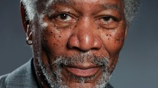 Meet the iPad artist who painted Morgan Freeman