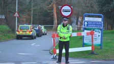 Boy, 14, found dead at Pembroke school