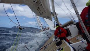 Clipper race latest