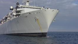 HMS Bulwark returns