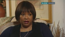 Exclusive interview with Nelson Mandela's daughter