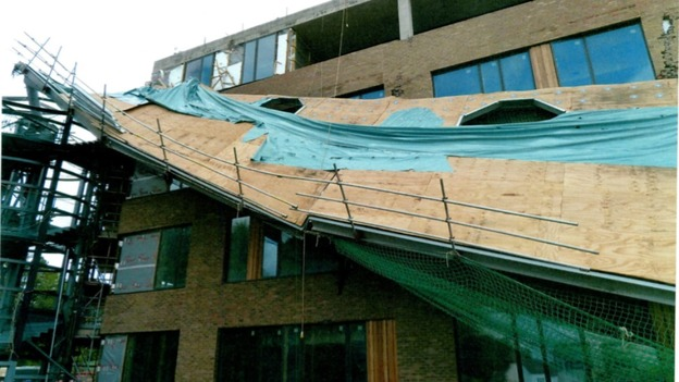 Construction Firm Ordered To Pay 163 200k After Roofing
