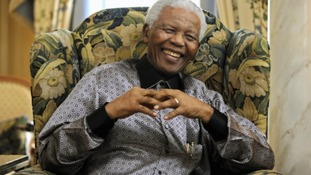 Nelson Mandela died last week at the age of 95