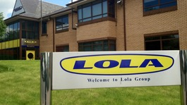 Lola Cars HQ