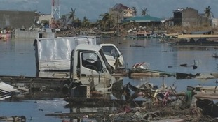 More than 6,000 people have died in the disaster