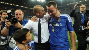 Roberto Di Matteo guided Chelsea to their first Champions League win