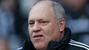 Martin Jol played for West Brom in 1984-6