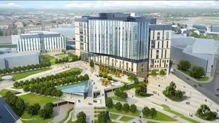 New Royal Liverpool hospital