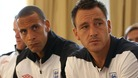 Rio Ferdinand and John Terry