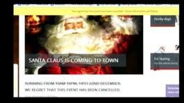 Winter Wonderland event cancelled after complaints