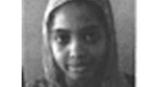16-year-old Zeenat Abdala.