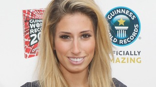 Stacey Solomon.