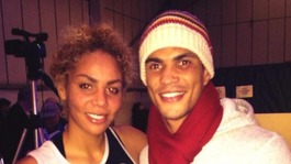 Anthony Ogogo proud of sister's boxing success