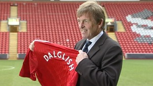 Kenny Dalglish has been sacked