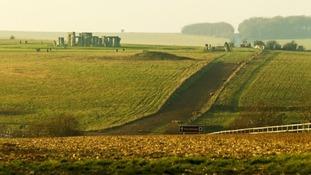 Stonehenge transformation