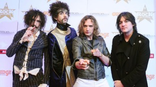 'The Darkness' will play in Lowestoft tonight.