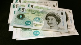 New £5 bank notes to be made from plastic