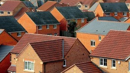 House prices rise in the East
