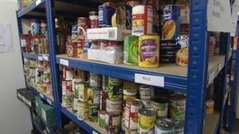 More families need foodbanks