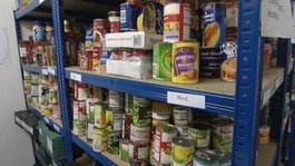 More families need foodbanks