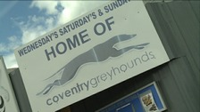 Greyhound racing in Coventry