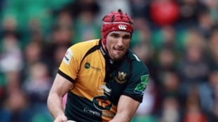 Christian Day is staying at Franklin's Gardens.