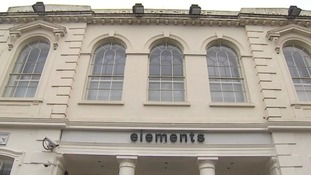 The Elements nightclub in Bedford.