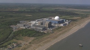 Sizewell's Magnox reactors are being decommissioned