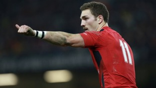 George North was released by Northampton Saints to play for Wales.