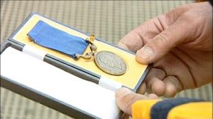 RNLI medal