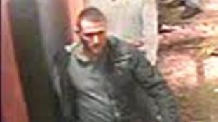 CCTV image of man police want to speak to about nightclub assault