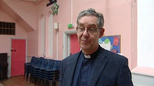 Rev Canon Paul Daltry is the Chair at the Ipswich Winter Night Shelter.