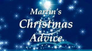 Martin's Christmas Advice.