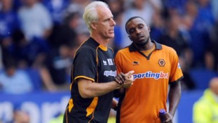 Current Town boss Mick McCarthy got the best out of the forward at Wolves.
