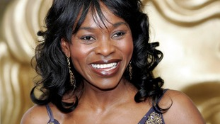 Actress Rakie Ayola was playing Siobhan in The Curious Incident of the Dog in the Night-Time.