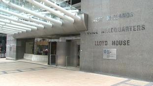 West Midlands Police HQ