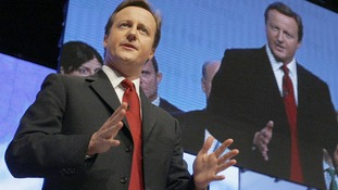 Prime Minister David Cameron will deliver a speech in Manchester today.