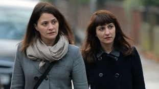 Sisters Elisabetta and Francesca Grillo have been found not guilty.