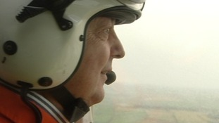 First Cornwall Air Ambulance paramedic retires