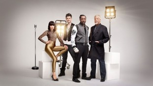 The Voice coaches, Jessie J, Danny O'Donoghue, Will.i.am, Tom Jones