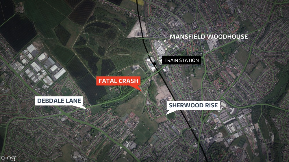 Road closures after Mansfield serious crash kills three ...