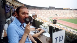 Sports broadcaster David Coleman dies aged 87
