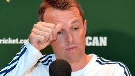 Retiring Graeme Swann departs with team-mate 'swipe'