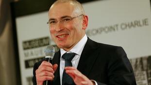 Mikhail Khodorkovsky was sentenced to serve 10 years in jail