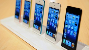 """Apple has labelled China as """"an extremely important market""""."""